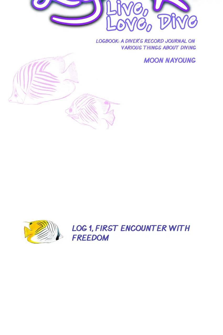 Logbook: Live, Love, Dive
