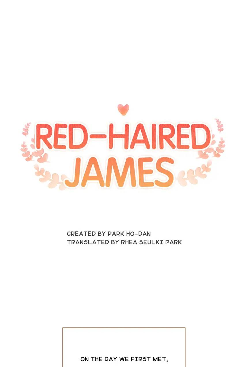 Red-Haired James