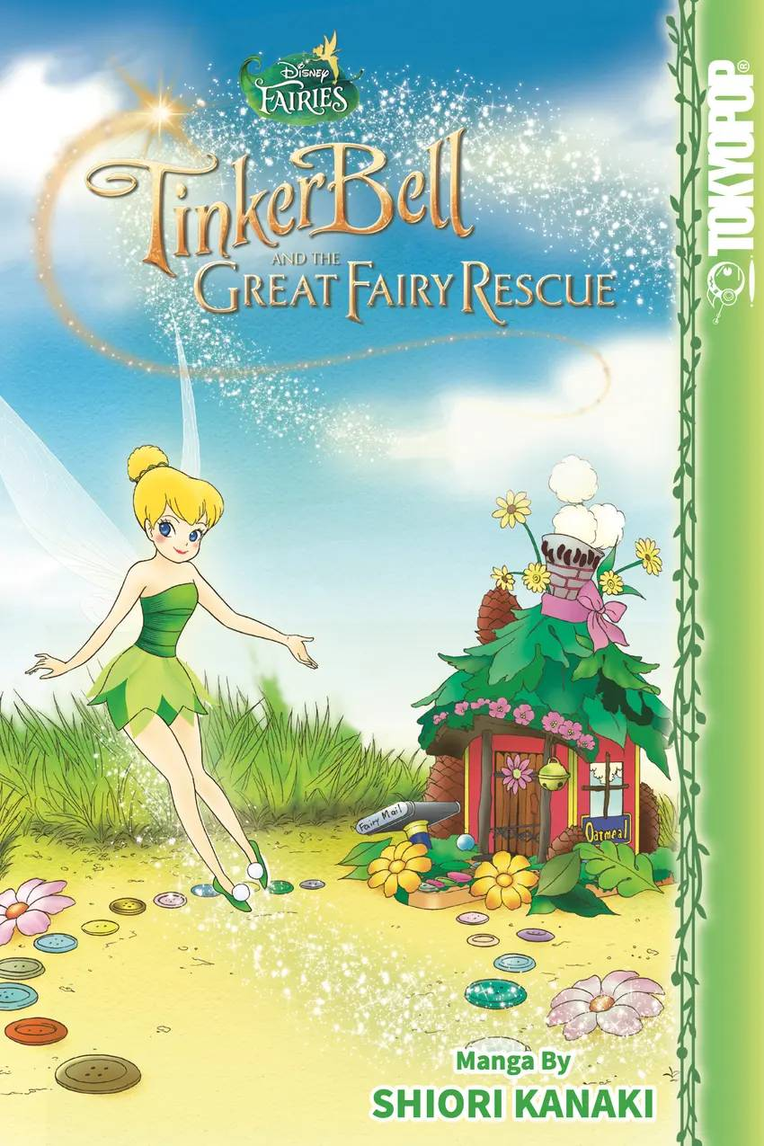 Fairies — Tinker Bell And The Great Fairy Rescue