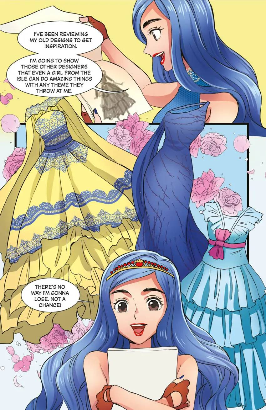Descendants — Evie's Wicked Runway