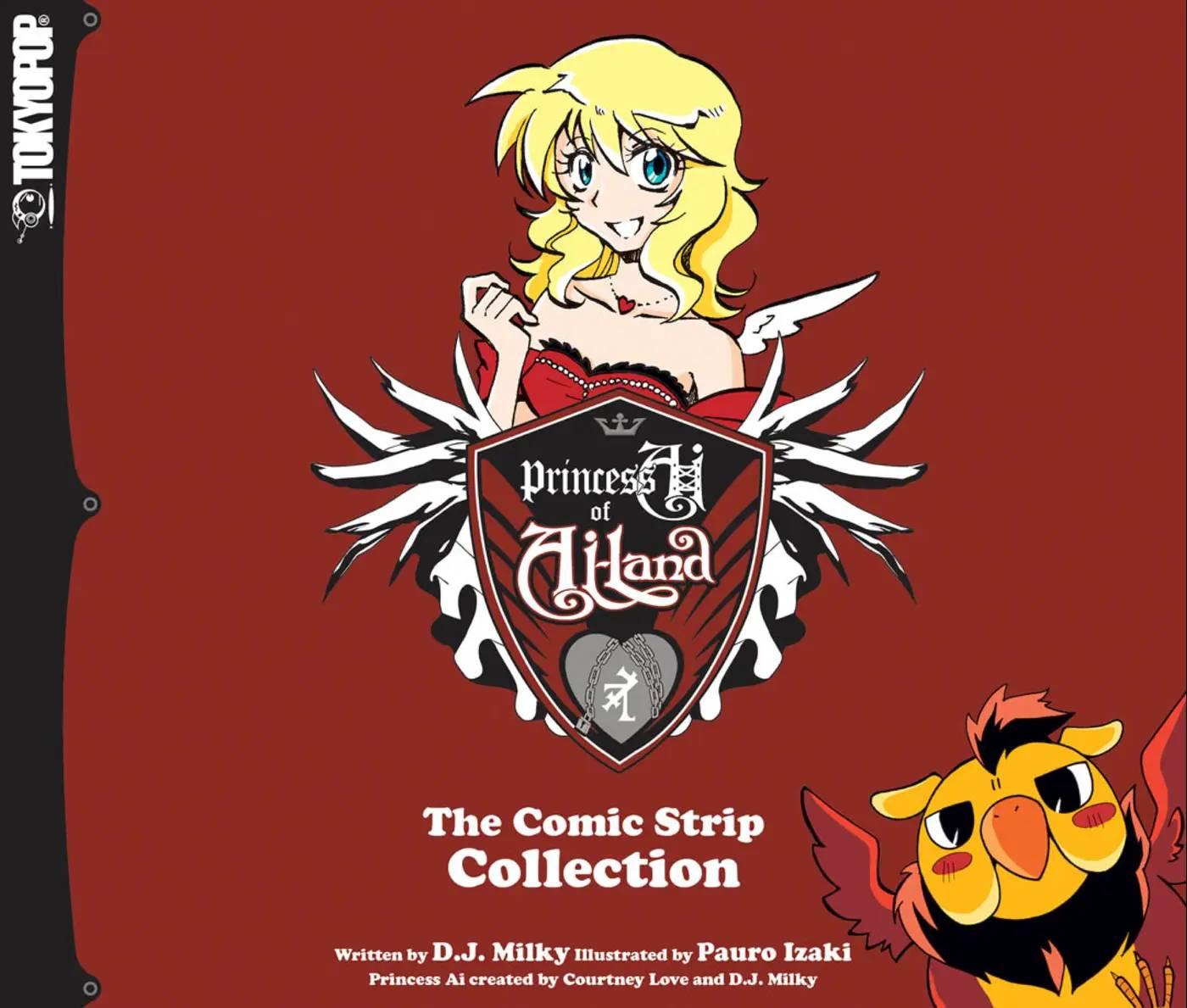 Princess Ai of Ai-Land: The Comic Strip Collection