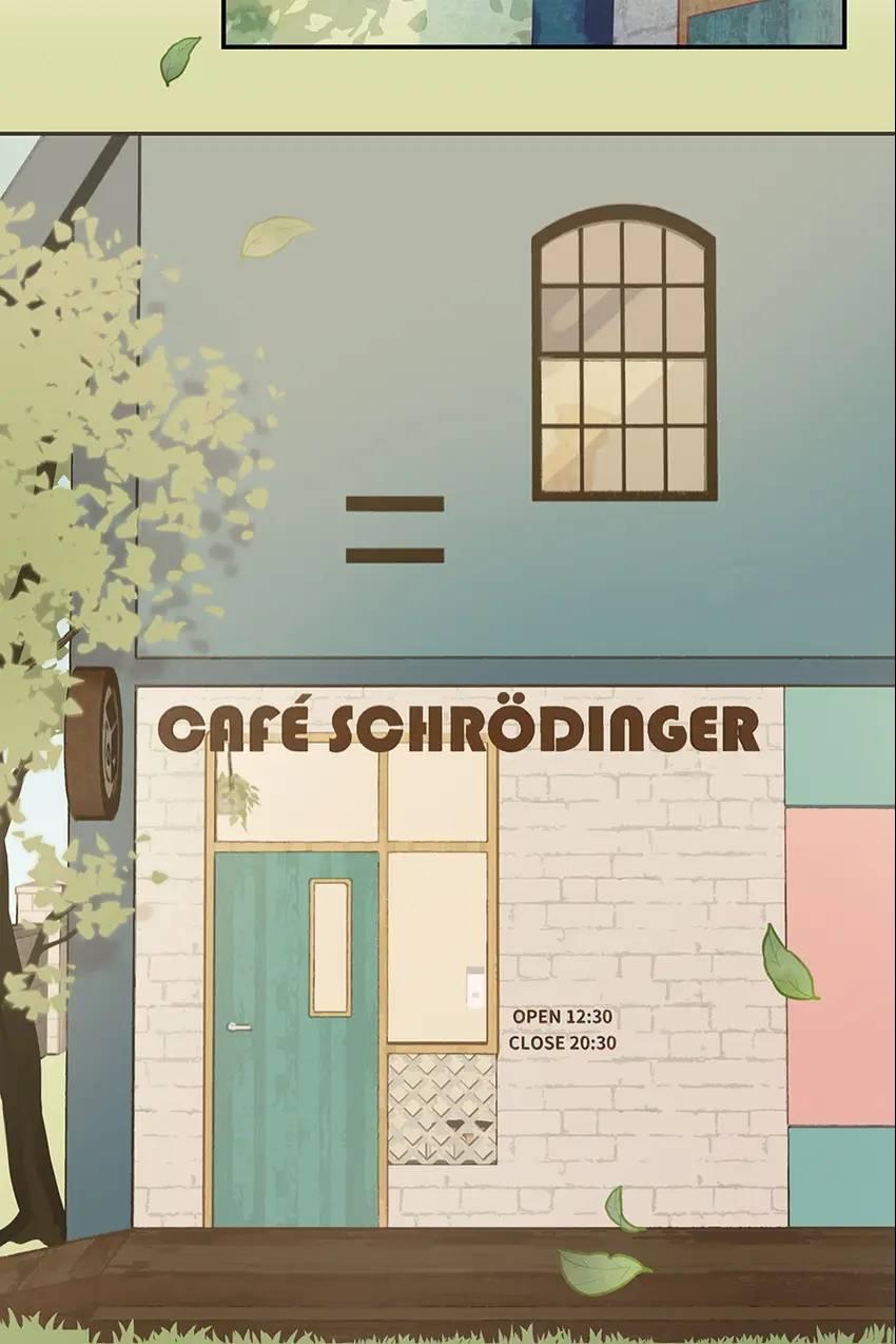 Welcome To Cafe Schrödinger