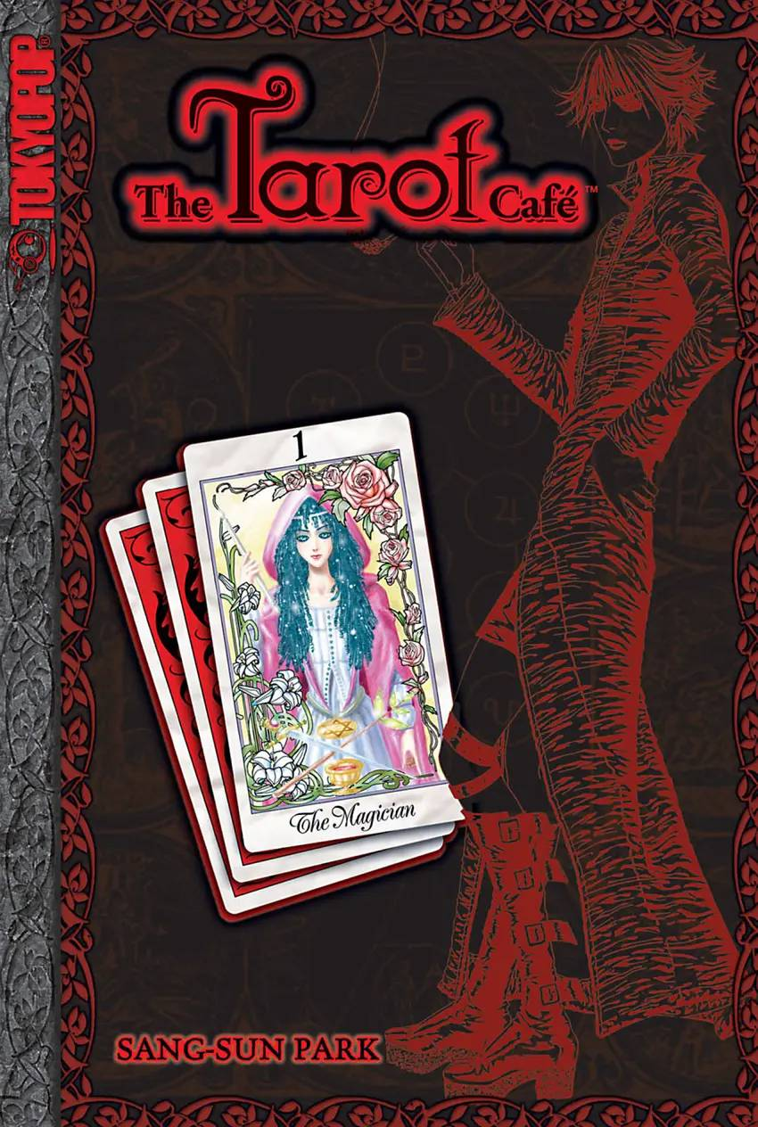The Tarot Cafe