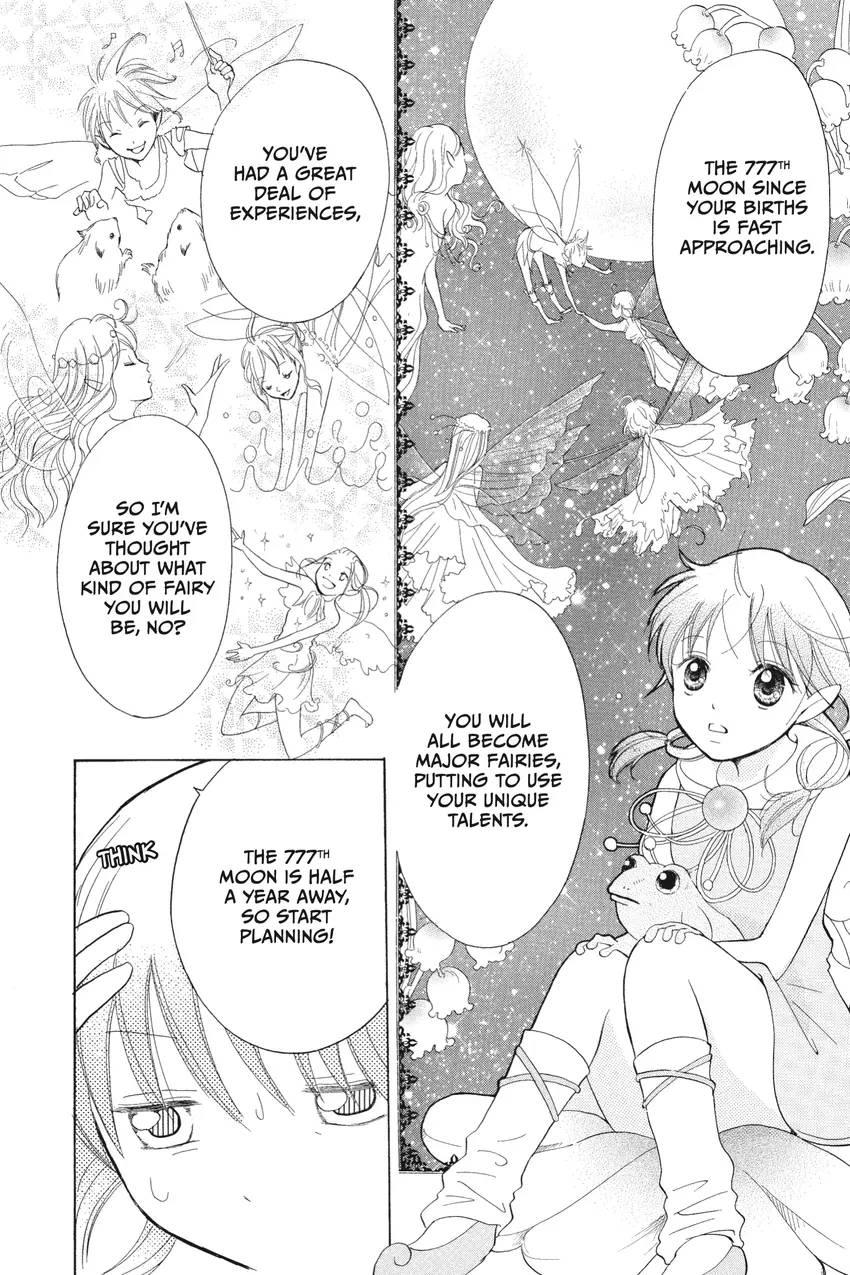 The Petite Fairy's Diary