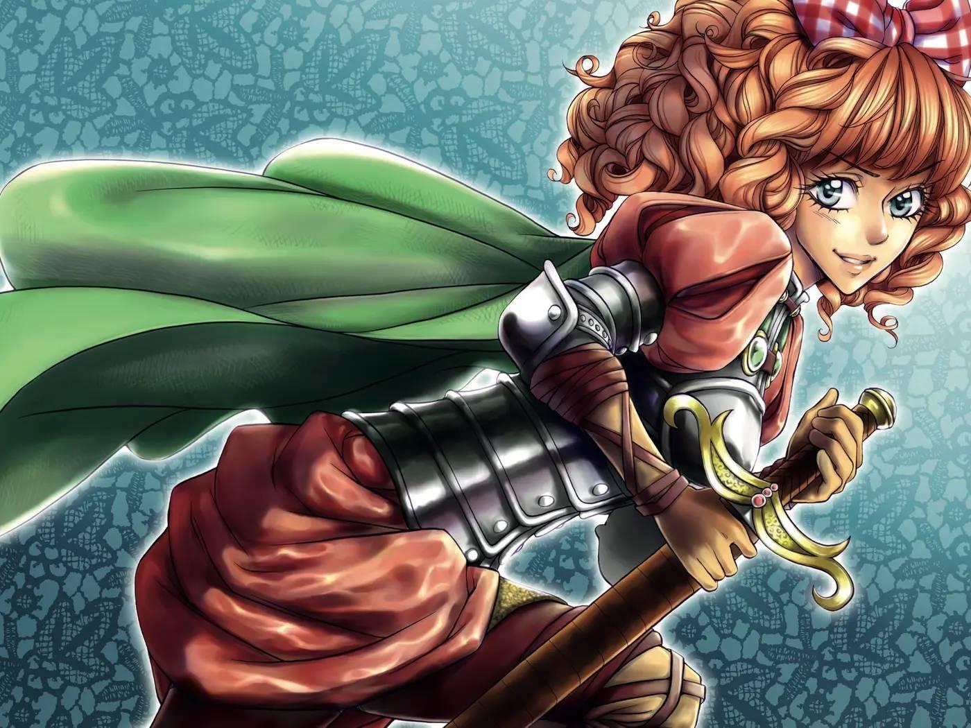 Sword Princess Amaltea