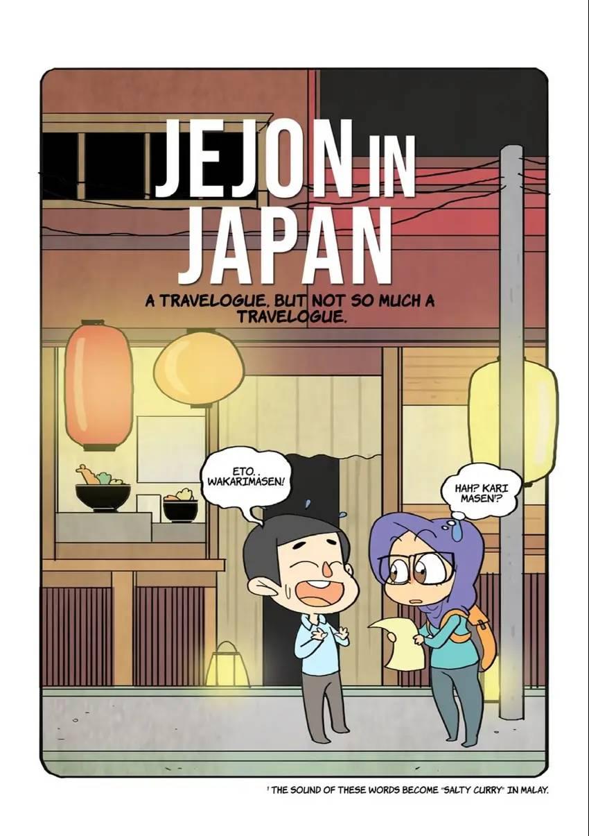 Jejon in Japan