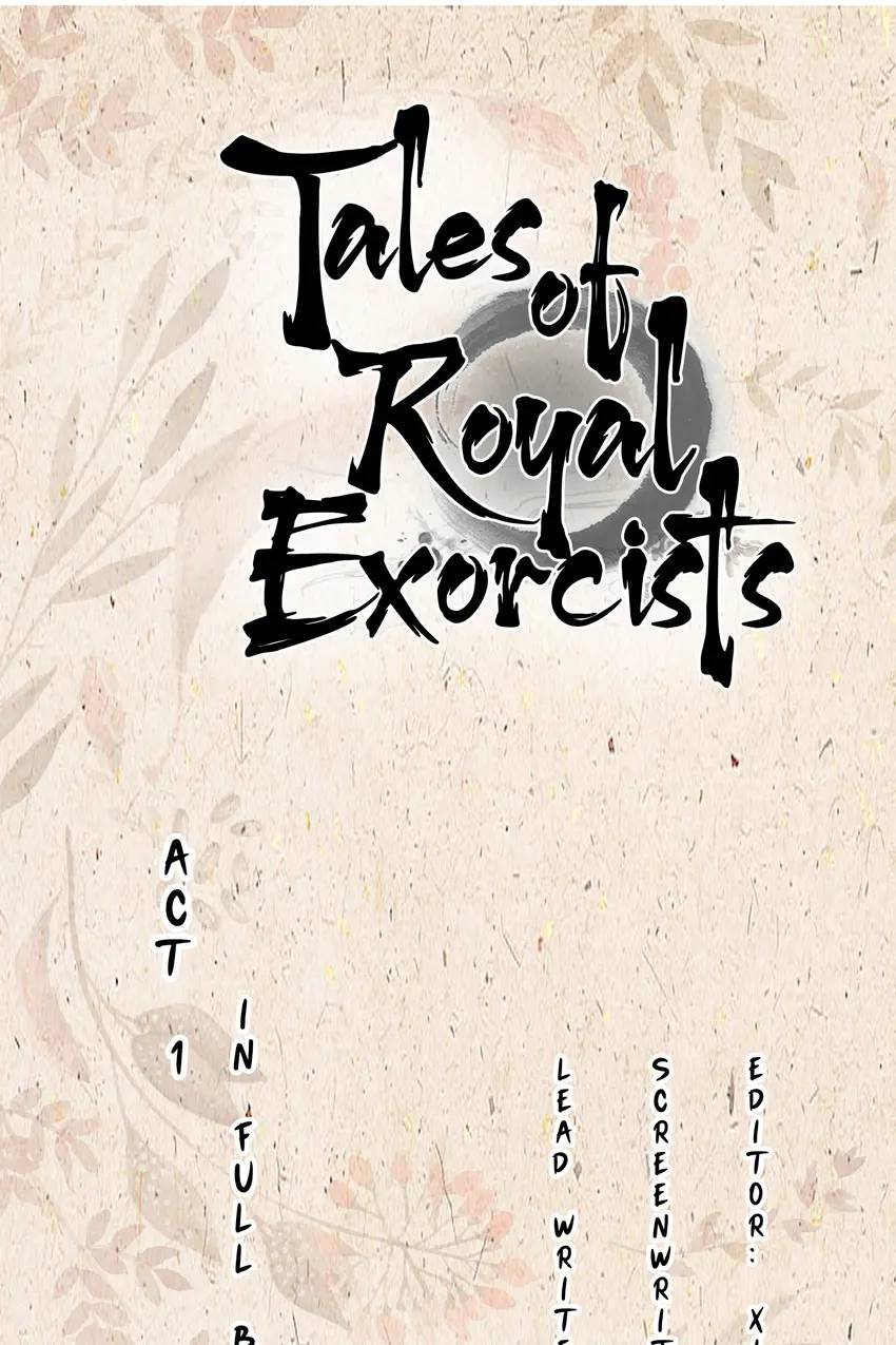 Tales of Royal Exorcists