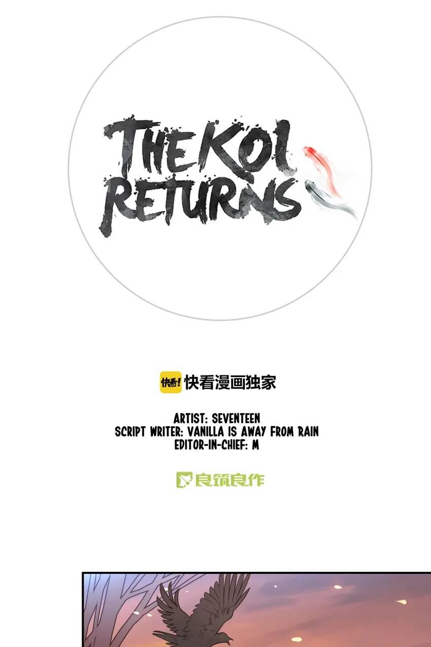 The Koi Returns