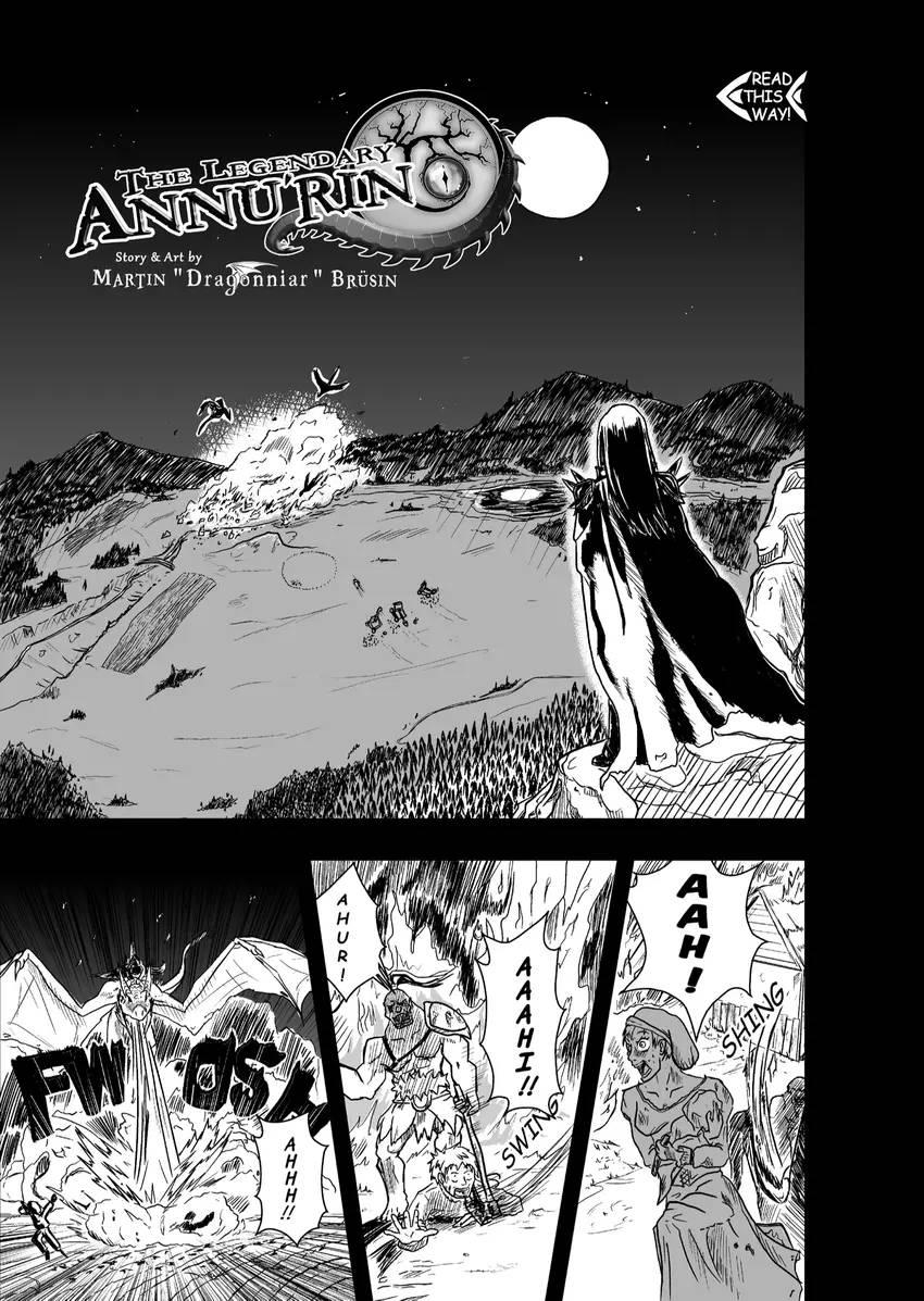 The Legendary Annurin