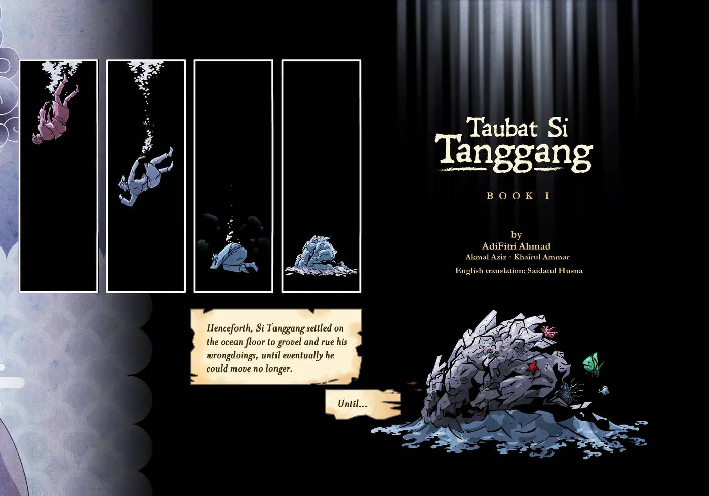 The Redemption of Tanggang