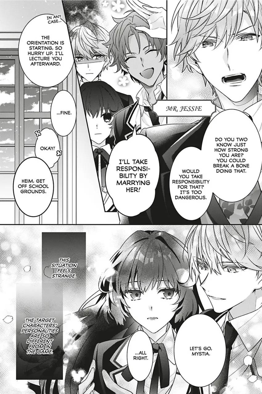 I Was Reincarnated as the Villainess in an Otome Game but the Boys Love Me Anyway!