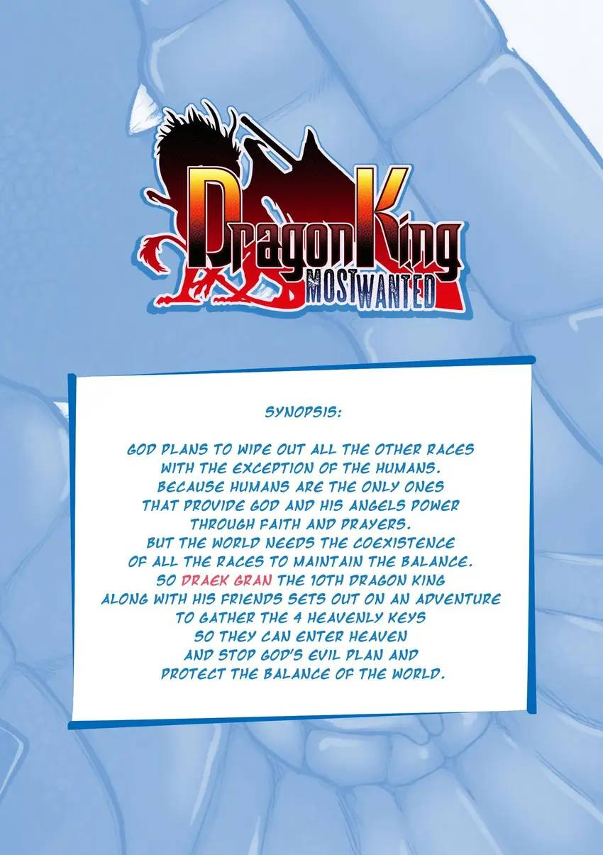 Dragon King Most Wanted