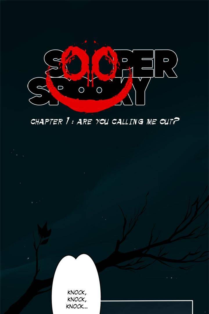 Sooper Spooky