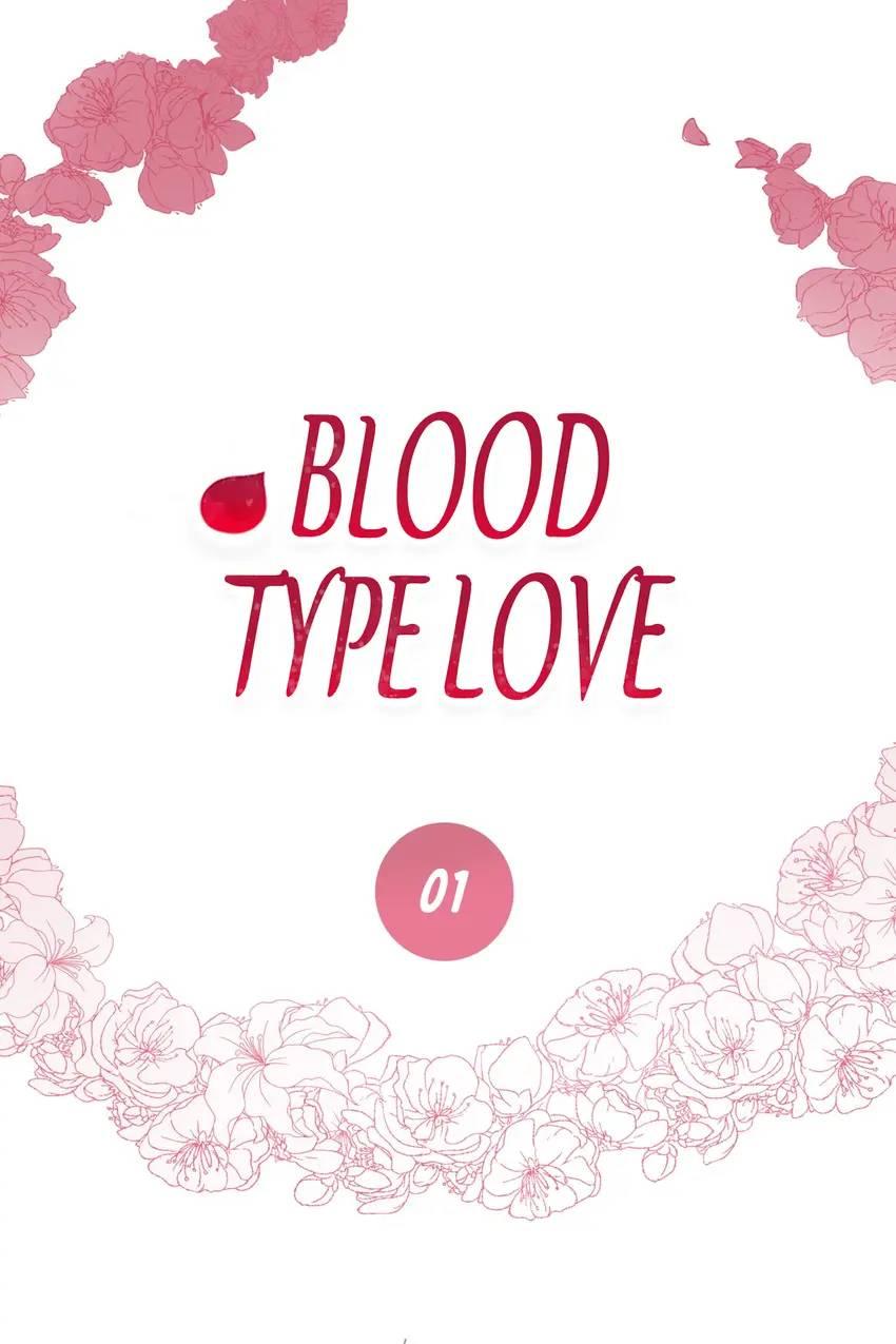 Blood Type Love