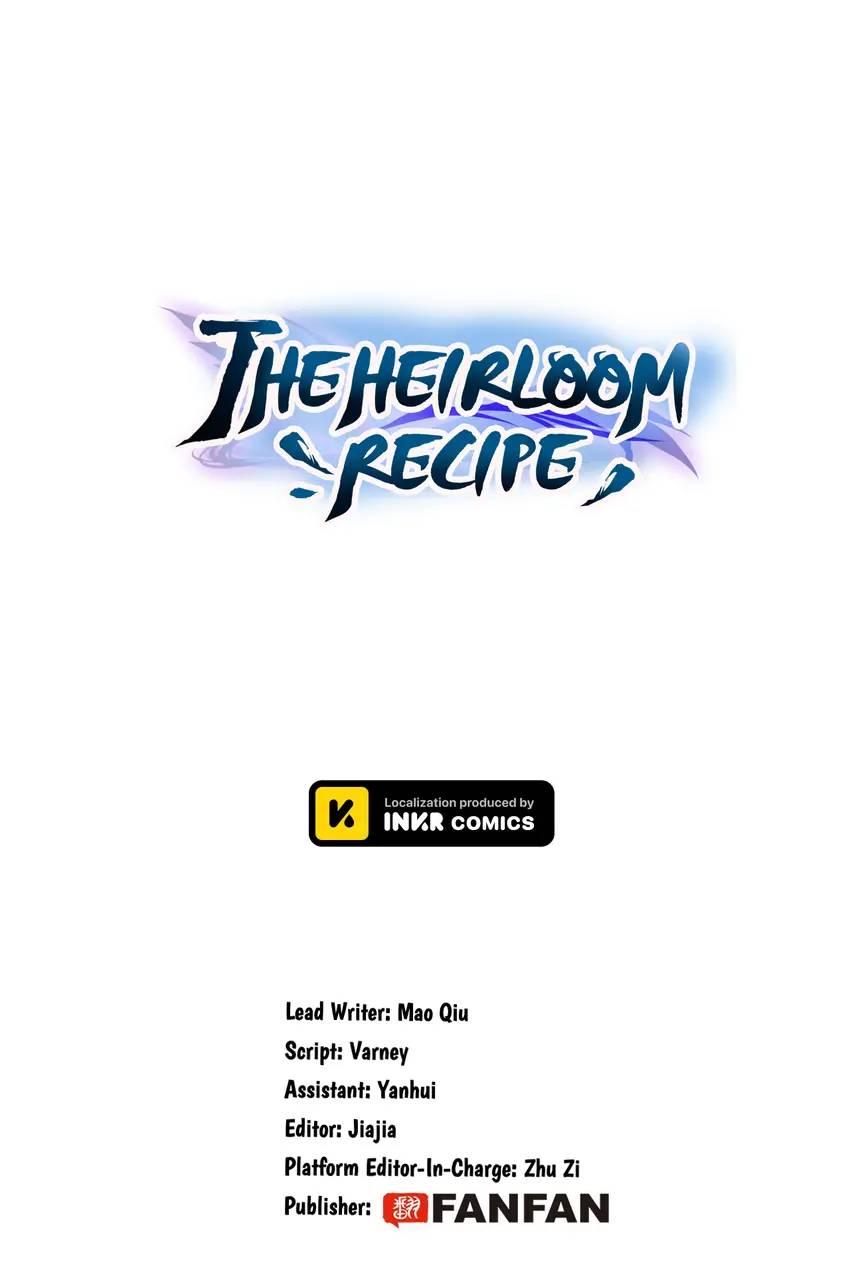 The Heirloom Recipe