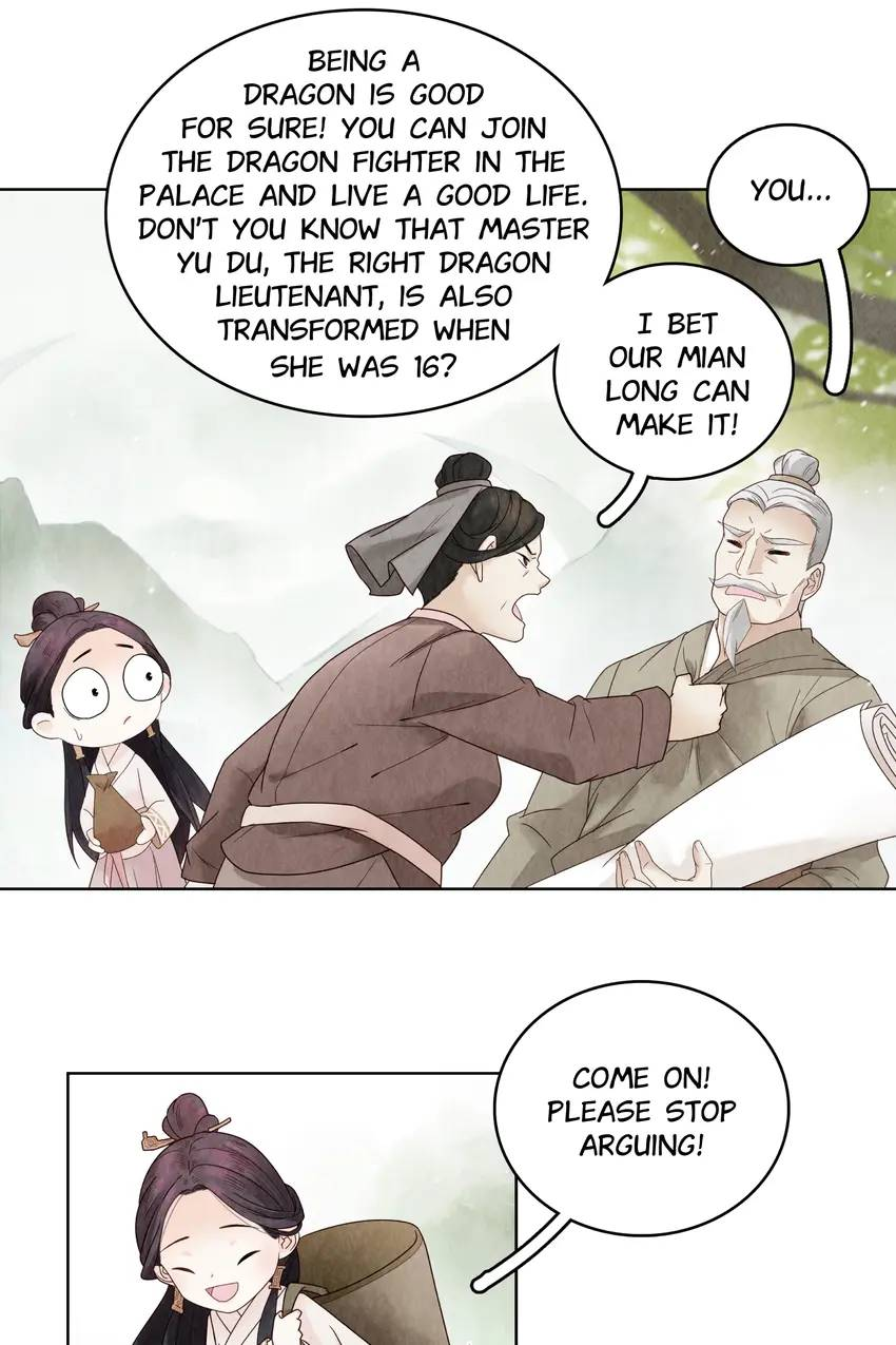 Partner With a Dragon Girl