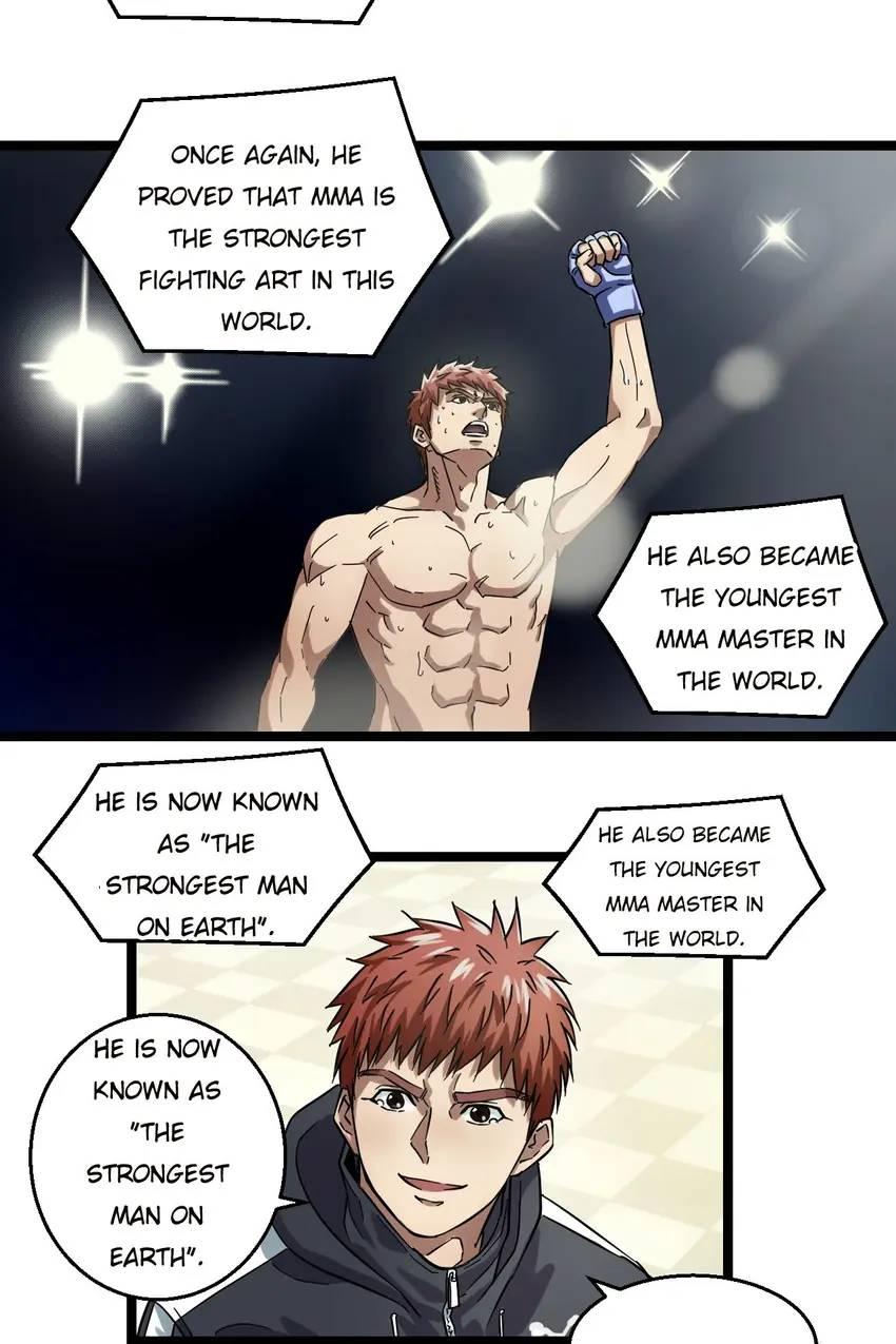 Ultimate Fighting Champion