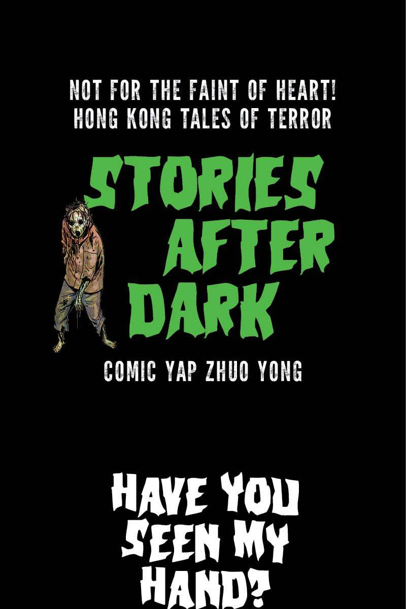 Stories After Dark: Hong Kong