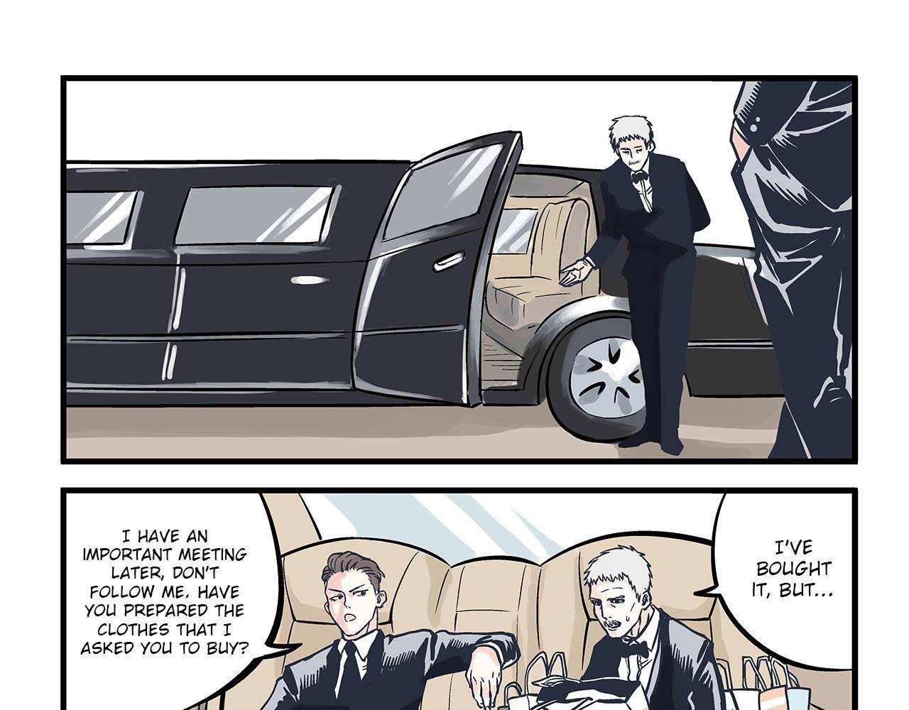 The Otaku Boss