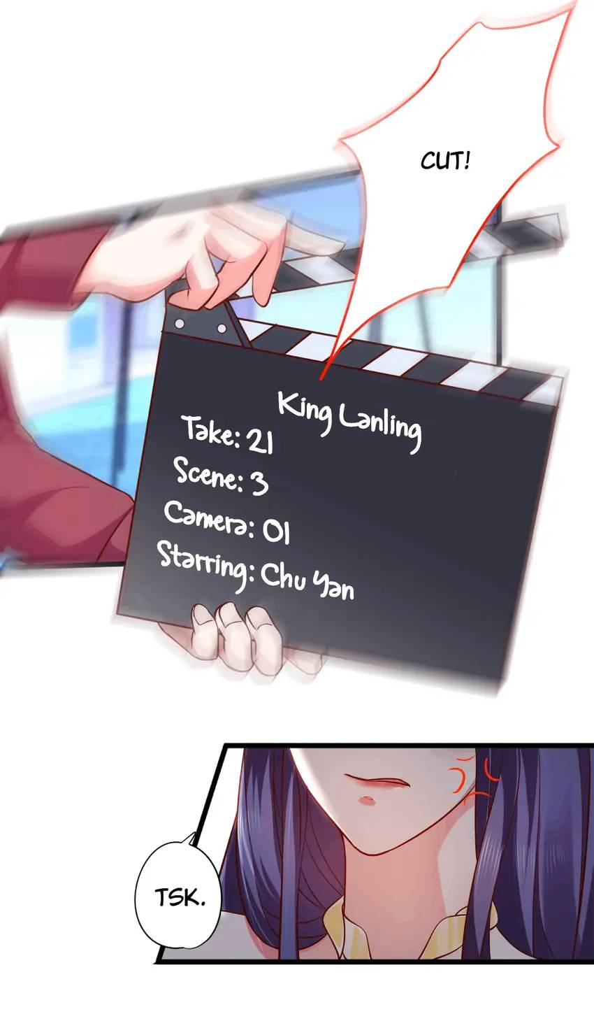 King Lanling Before, Movie King Now