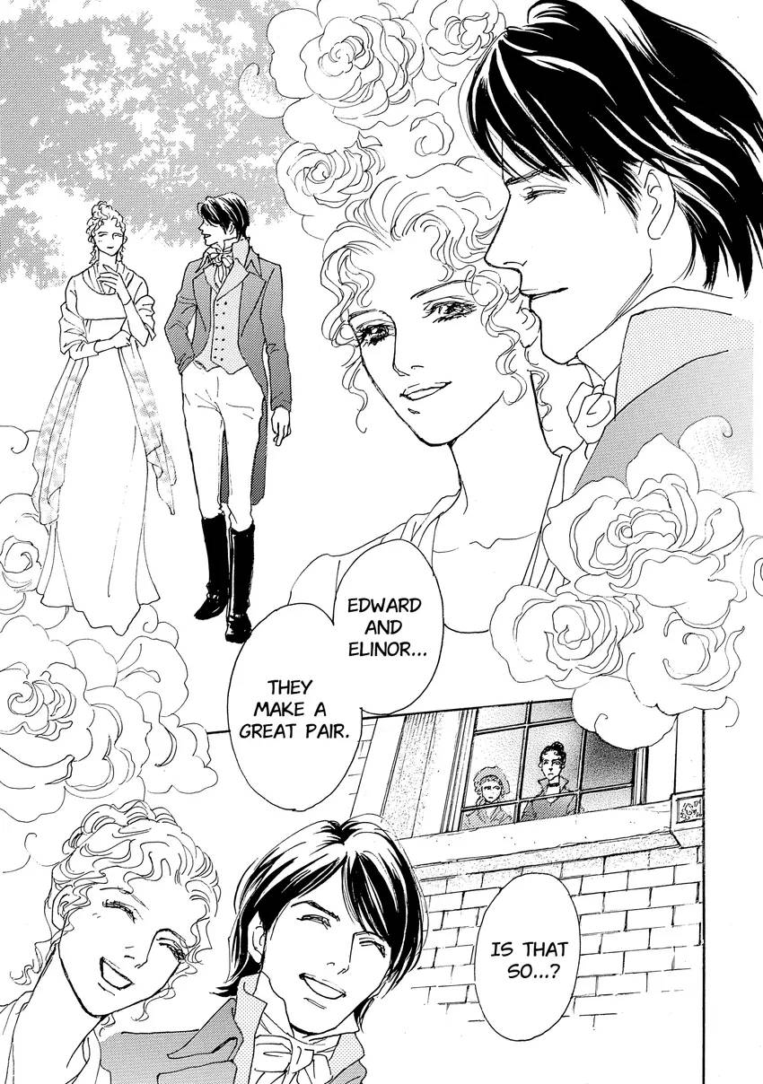 Love of the Rose and the Lily: Sense and Sensibility