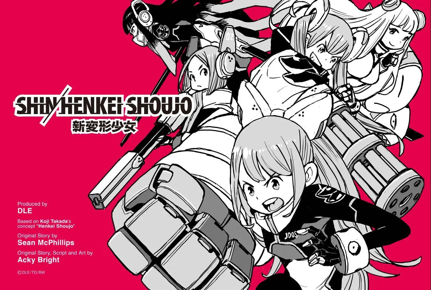 Shin Henkei Shoujo