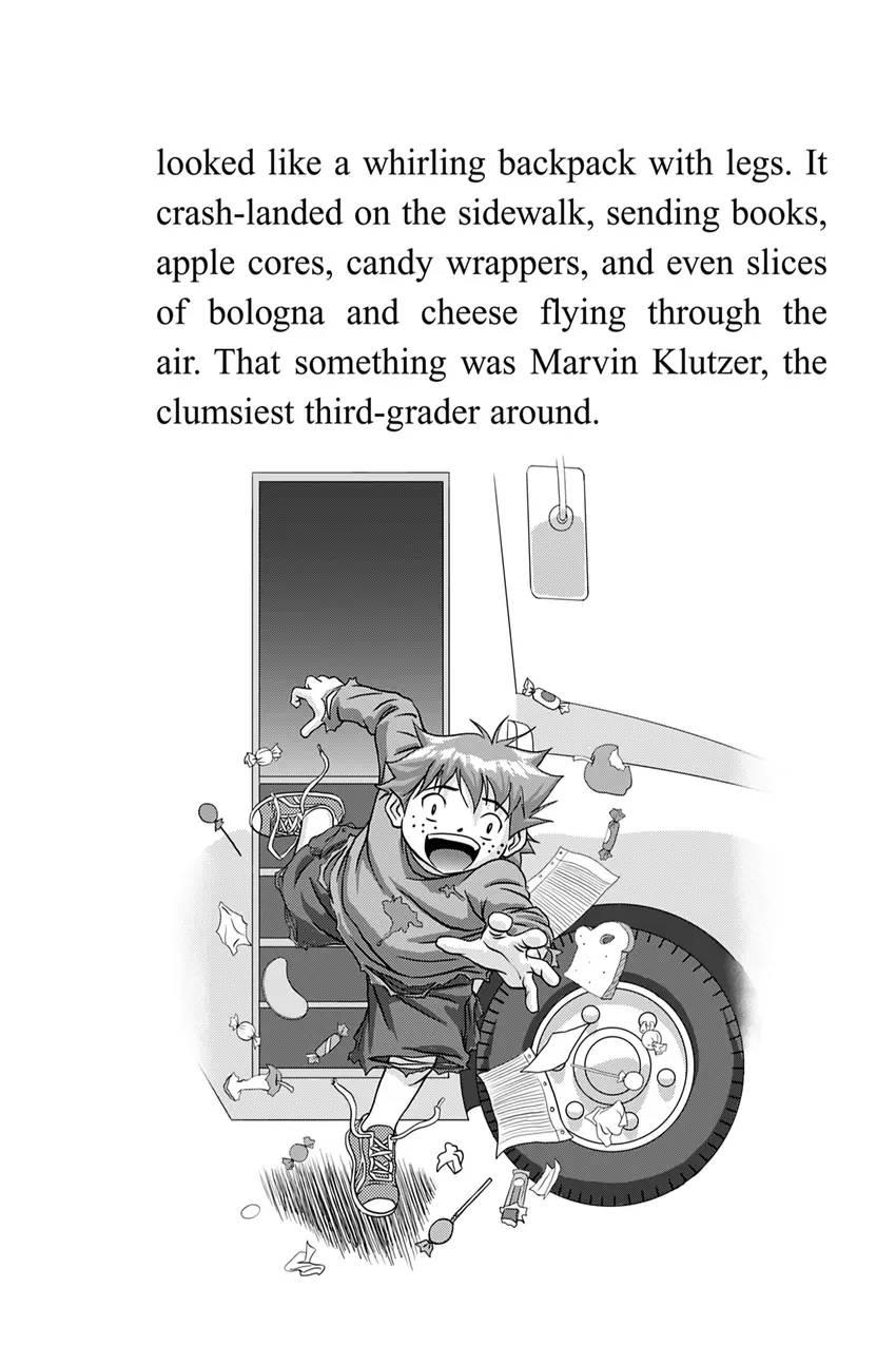 Kung Fu Klutz & Karate Cool